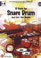 12-Duets-for-Snare-Drum-(Boek)