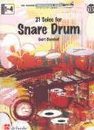 21-Solos-for-Snare-Drum-(Boek)