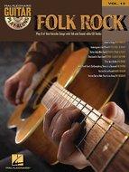 Guitar-Play-Along-Volume-13-Folk-Rock-(Book-CD)