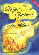 Go-For-Guitar!-Vol.-1-Joep-Wanders-(Boek-CD)