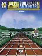Fretboard-Roadmaps:-Bluegrass-And-Folk-Guitar-(Book-CD)
