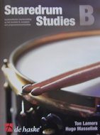 Snaredrum-Studies-B-(Boek)