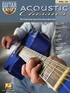 Guitar-Play-Along-Volume-33-Acoustic-Classics-(Book-CD)