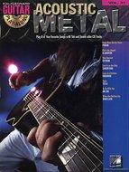 Guitar-Play-Along-Volume-37:-Acoustic-Metal-(Book-CD)