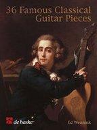 36-Famous-Classical-Guitar-Pieces-(Boek)