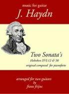Music-For-Guitar:-Haydn-(Boek)