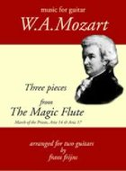Music-For-Guitar:-Mozart-(Boek)