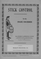 Stick-Control-For-The-Snare-Drummer-(Book)
