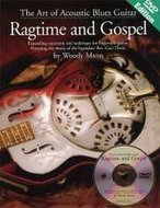 The-Art-Of-Acoustic-Blues-Guitar:-Ragtime-And-Gospel-(Book-DVD)
