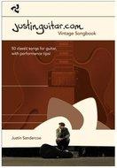 The-Justinguitar.com-Vintage-Songbook-(Book-17x25cm)