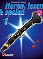 Horen-lezen-&-spelen-1-Klarinet-(Boek-CD)