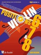 Violin-Positions-6-7-&-8-Nico-Dezaire-(Boek-2-CD)