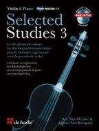 Selected-Studies-3-Viool-en-Piano-Voor-de-gevorderde-violist-(Boek-2-CD)