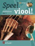 Speel-Viool!-Deel-1-(Vlaamse-versie)-(Boek-2-CD)