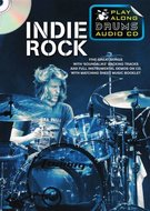 Play-Along-Drums-Audio-CD:-Indie-Rock-(CD-Boekje)