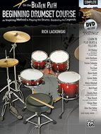 On-The-Beaten-Path-Beginning-Drumset-Course-Complete-Part-1-2-and-3--(Book-CD-DVD)