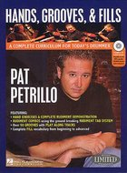 Pat-Petrillo:-Hands-Grooves-And-Fills-(Book-DVD-CD)