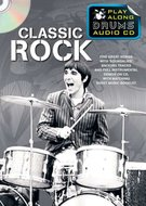 Play-Along-Drums-Audio-CD:-Classic-Rock-(CD-Boekje)