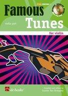 Famous-Tunes-for-Violin-(Boek-CD)