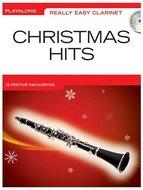 Really-Easy-Clarinet:-Christmas-Songs-(Book-CD)
