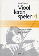 Viool-Leren-Spelen-4-Rudolf-Zwartjes-(Boek)