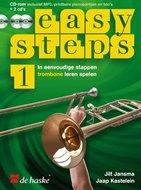 Easy-Steps-1-Trombone-(Boek-2-CD-DVD)