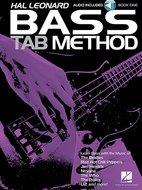 Hal-Leonard:-Bass-Tab-Method-(Book-CD)