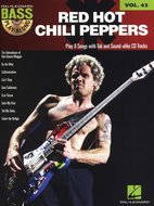Bass-Play-Along-Volume-42:-Red-Hot-Chili-Peppers-(Book-Online-Audio)
