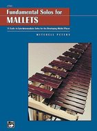 Fundamental-Solos-for-Mallets-Mitchell-Peters-(Book)