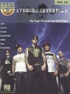 Bass-Play-Along-Volume-38:-Avenged-Sevenfold-(Book-CD)