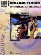 Rolling-Stones:-Bass-Collection-Bass-Recorded-Versions-(Book)