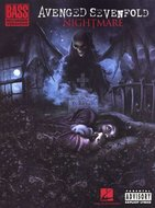Avenged-Sevenfold:-Nightmare-Bass-Recorded-Versions-(Book)