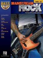Bass-Play-Along-Volume-15:-Mainstream-Rock-(Book-CD)
