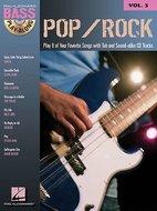 Bass-Play-Along-Volume-3:-Pop-Rock-(Book-CD)