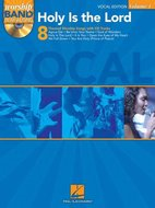 Worship-Band-Playalong-Volume-1:-Holy-is-the-Lord-Vocal-Edition-(Book-CD)