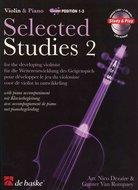 Selected-Studies-2-Viool-en-Piano-Voor-de-violist-in-ontwikkeling-(Boek-CD)
