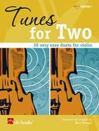 Tunes-for-Two-Viool-(Boek)