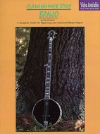 Ken-Perlman:-Clawhammer-Style-Banjo-(Book)