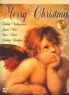 Merry-Christmas-Klarinet-Trompet-Bugel-(Boek-CD)