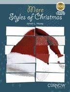More-Styles-of-Christmas-Trompet-(Boek-CD)
