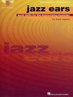 Jazz-Ears:-Aural-Skills-For-The-Improvising-Musician-(Book-CD)