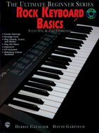 The-Ultimate-Beginner-Series:-Rock-Keyboard-Basics-Steps-One-&-Two-Combined-(Book-CD)