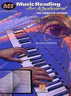Musicians-Institute:-Larry-Steelman-Music-Reading-for-Keyboard-(Book)