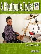 Jeff-Salem:-A-Rhythmic-Twist-Triplet-Concepts-For-Drumset-(Book-CD)