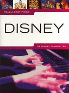 Really-Easy-Piano:-Disney-(Book)