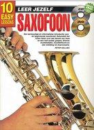 Leer-Jezelf-Saxofoon-10-eenvoudige-lessen-(Boek-CD-DVD)