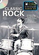 Play-Along-Drums-Audio-CD:-Classic-Rock-(CD-Boekje)