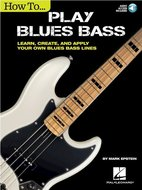 How-To-Play-Blues-Bass-Mark-Epstein-(Book-Online-Audio)