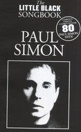 The-Little-Black-Songbook:-Paul-Simon-(Akkoorden-Boek)-(19x12cm)