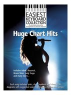 Easiest-Keyboard-Collection:-Huge-Chart-Hits-(Boek)